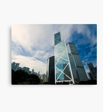 Icon Canvas Print