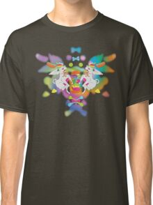 Peanut's Psychedelic Party Time Classic T-Shirt
