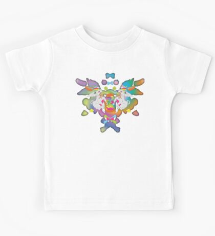 Peanut's Psychedelic Party Time Kids Tee