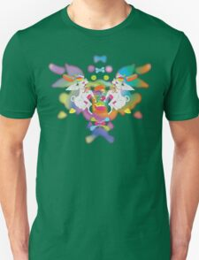 Peanut's Psychedelic Party Time Unisex T-Shirt