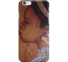 African Bride iPhone Case/Skin