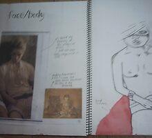 studio art folio pg 6 by papercutgirl