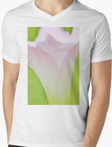 Pink Lily - Wild Flower Icon from Africa Mens V-Neck T-Shirt