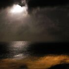 dark moon rising by Paul Buckley