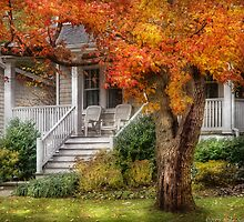 Autumn Exposure by Mike  Savad