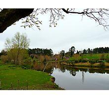 Maple Glen Ponds - Southland - NZ Photographic Print