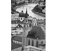 salzburg view Photographic Print
