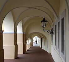 Archway to Heavan - Prague by aaxford