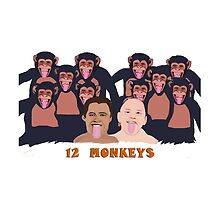 Twelve Monkeys by Nornberg77