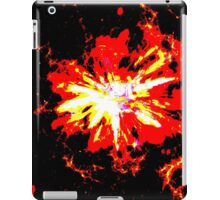 Red Nova iPad Case/Skin