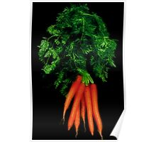 Carrots! Poster