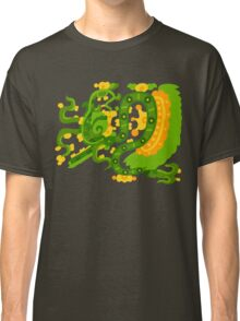 Mayan feathered snake Classic T-Shirt