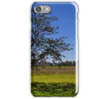 Vineyard farm iPhone Case/Skin
