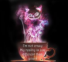 Cheshire Cat  by bambi1996