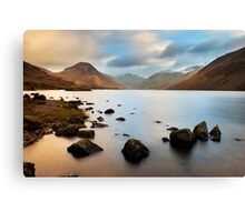 Early morning at Wastwater Canvas Print