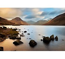Early morning at Wastwater Photographic Print