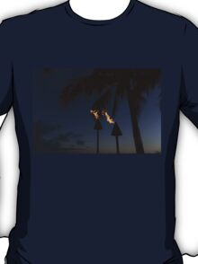 Just After Sunset, the Beach Party is Starting... T-Shirt