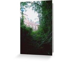Escape Hatch Viewpoint Greeting Card