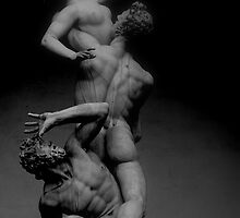 SABINE WOMAN by BYRON