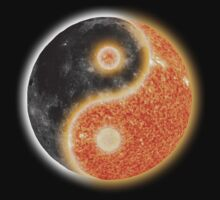 Yin Yang Like the Sun and Moon  by CarryOnWayward