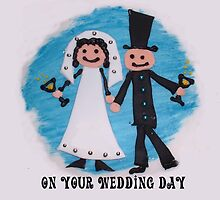 on your wedding day by Catherine Beales
