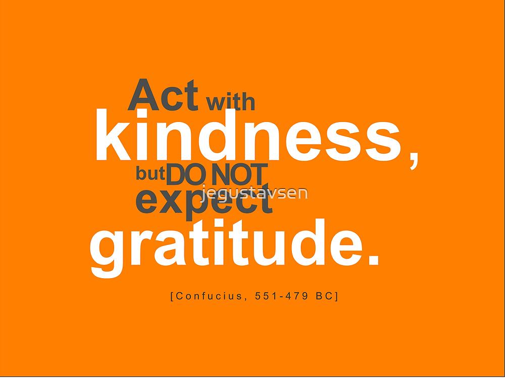 Act of Kindness by jegustavsen