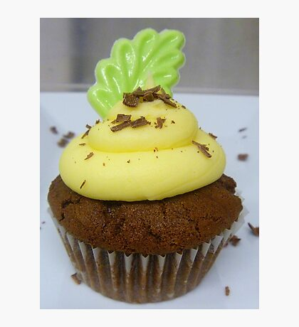 Lemon & Lime - Cupcake - NZ Photographic Print