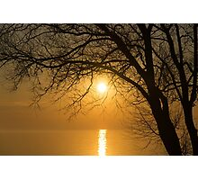 Rise and Shine, it's Going to be a Beautiful Day Photographic Print
