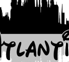 Atlantis  Sticker