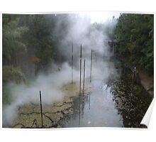 Homebush Creek Poster