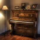 Grandma&#x27;s Piano by Mike  Savad