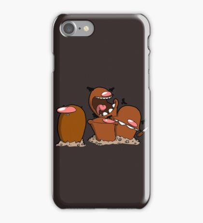 Number 50 and 51 iPhone Case/Skin