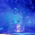 Ice Budda by Patrick Ronan