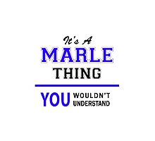 It's a MARLE thing, you wouldn't understand !! by thestarmaker