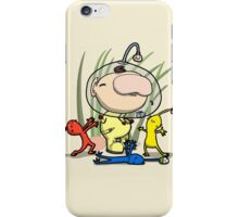 Meeting Intelligent Life Form iPhone Case/Skin