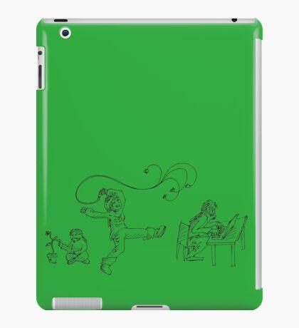Arcaron master: dia a dia 2 iPad Case/Skin
