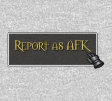 Report Player AFK by Erin Hayman