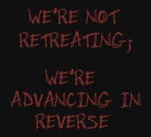 Advancing In Reverse by DARoma
