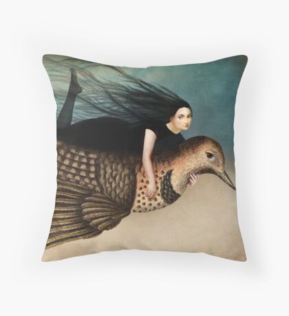 Back to Earth 2 Throw Pillow
