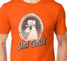 Stay Classy Llama Unisex T-Shirt
