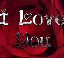 I Love You by BluAlien