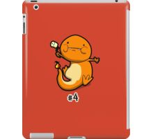 Number 4! iPad Case/Skin