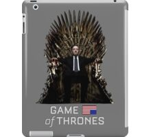 House of Cards/Game of Thrones: Frank Underwood iPad Case/Skin