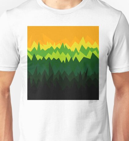 Journey to the Sun Mountains Unisex T-Shirt