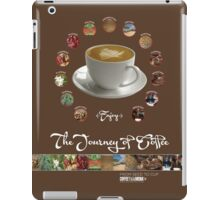 The Journey of Coffee [Light] iPad Case/Skin