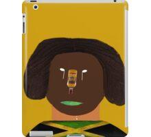 The Jamaican iPad Case/Skin