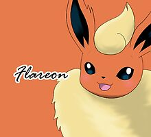Flareon by Winick-lim