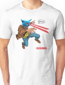 Laser Cat just wants to dance! T-Shirt