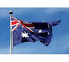 HAPPY AUSTRALIA DAY! Photographic Print
