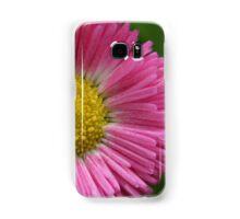 Pink Flower Samsung Galaxy Case/Skin